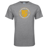 Grey T Shirt-University Seal