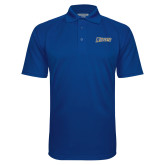Royal Textured Saddle Shoulder Polo-Wildcats