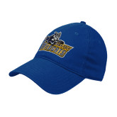 Royal Twill Unstructured Low Profile Hat-Primary Mark