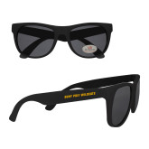 Black Sunglasses-Suny Poly Wildcats