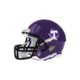 Riddell Replica Purple Mini Helmet-Primary