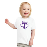 Toddler White T Shirt-Primary