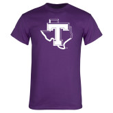 Purple T Shirt-Primary