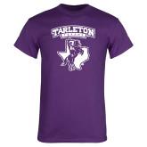 Purple T Shirt-Full Spirit Mark