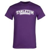 Purple T Shirt-Tarleton Texas