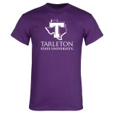 Purple T Shirt-Tarleton State University