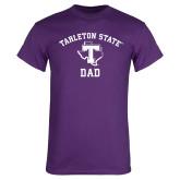 Purple T Shirt-Dad