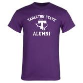 Purple T Shirt-Alumni