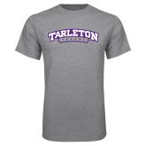 Grey T Shirt-Tarleton Texas