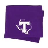 Purple Sweatshirt Blanket-Primary