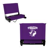 Stadium Chair Purple-Full Spirit Mark