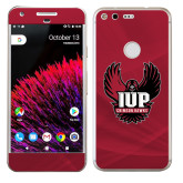 Google Pixel Skin-IUP Hawk Wings