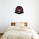 1 ft x 1 ft Fan WallSkinz-Hawk Head