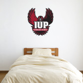 3 ft x 3 ft Fan WallSkinz-IUP Hawk Wings