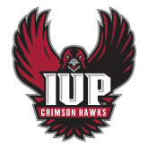 Large Decal-IUP Hawk Wings, 12 inches tall