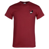 Cardinal T Shirt-IUP Hawk Wings