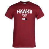 Cardinal T Shirt-Basketball Sharp Net