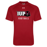 Under Armour Cardinal Tech Tee-Football