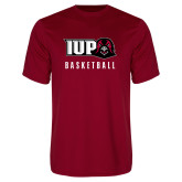 Performance Cardinal Tee-Basketball