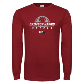 Cardinal Long Sleeve T Shirt-Sport 5