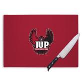 Cutting Board-IUP Hawk Wings