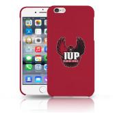 iPhone 6 Plus Phone Case-IUP Hawk Wings
