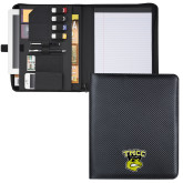 Carbon Fiber Tech Padfolio-TMCC Athletics