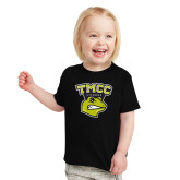 Toddler Black T Shirt-TMCC Athletics