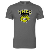 Next Level Premium Heather Tri Blend Crew-TMCC Athletics