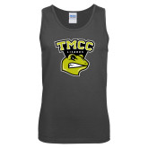 Charcoal Tank Top-TMCC Athletics
