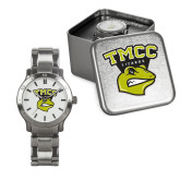 Mens Stainless Steel Fashion Watch-TMCC Athletics