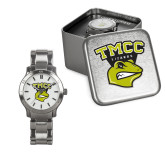 Ladies Stainless Steel Fashion Watch-TMCC Athletics