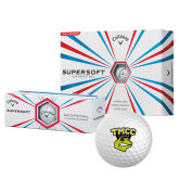 Callaway Supersoft Golf Balls 12/pkg-TMCC Athletics