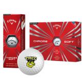 Callaway Chrome Soft Golf Balls 12/pkg-TMCC Athletics