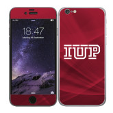 iPhone 6 Skin-IUP Logo