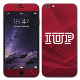 iPhone 6 Plus Skin-IUP Logo