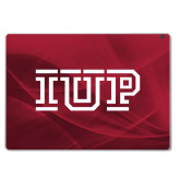 Surface Book Skin-IUP Logo