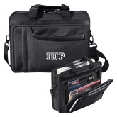 Paragon Black Compu Brief-IUP Logo