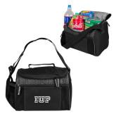 Edge Black Cooler-IUP Logo