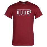 Cardinal T Shirt-IUP Logo