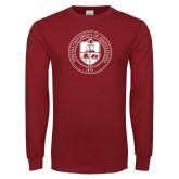Cardinal Long Sleeve T Shirt-Seal