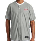 New Era Light Grey Diamond Era Jersey-IUP Logo