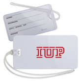Luggage Tag-IUP Logo