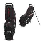 Callaway Hyper Lite 3 Black Stand Bag-IUP Logo