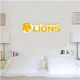 1 ft x 3 ft Fan WallSkinz-Flat A&M Commerce Lions