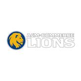 Medium Decal-Flat A&M Commerce Lions