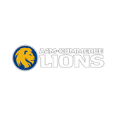Small Decal-Flat A&M Commerce Lions