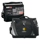 Slope Black/Grey Compu Messenger Bag-Mascot AM Commerce