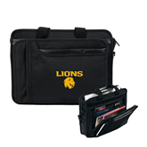 Paragon Black Compu Brief-Stacked Lions with Head