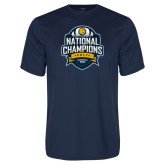 Syntrel Performance Navy Tee-2017 National Champions